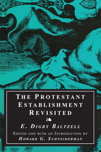 The Protestant Establishment Revisited book cover