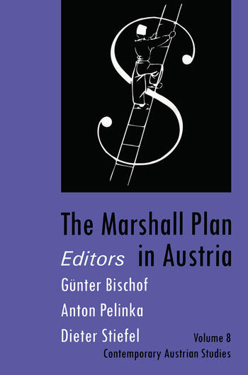 The Marshall Plan in Austria book cover