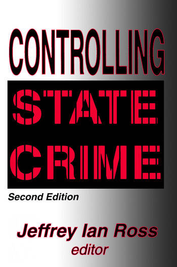 Controlling State Crime book cover