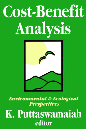 Cost-benefit Analysis With Reference to Environment and Ecology book cover
