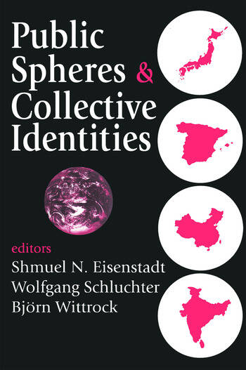 Public Spheres and Collective Identities book cover