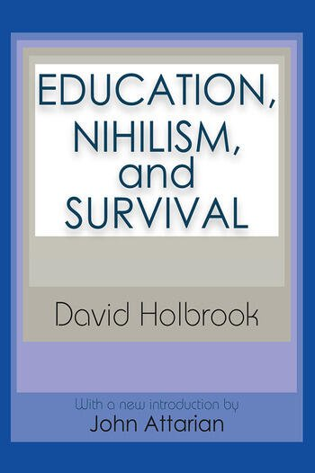 Education, Nihilism, and Survival book cover