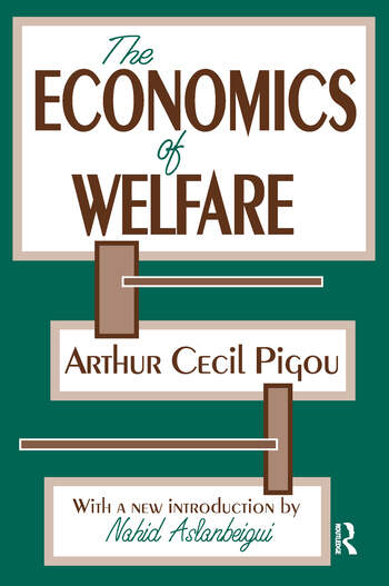 The Economics of Welfare book cover