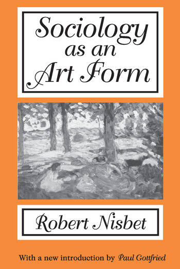 Sociology as an Art Form book cover