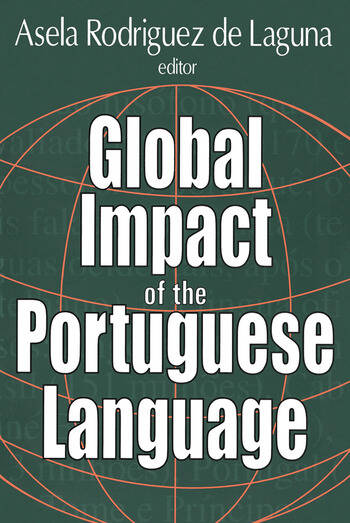 Global Impact of the Portuguese Language book cover