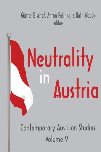 Neutrality in Austria book cover