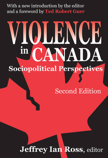 Violence in Canada Sociopolitical Perspectives book cover