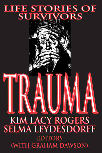 Trauma Life Stories of Survivors book cover