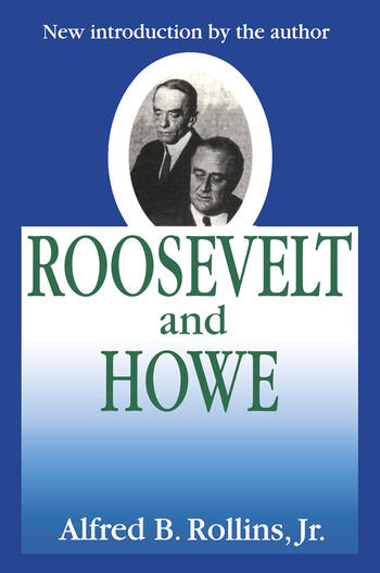 Roosevelt and Howe book cover
