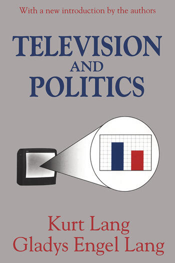 Television and Politics book cover
