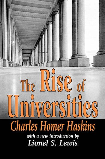 The Rise of Universities book cover
