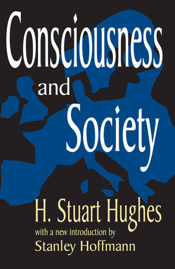 Consciousness and Society book cover