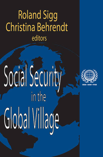 Social Security in the Global Village book cover
