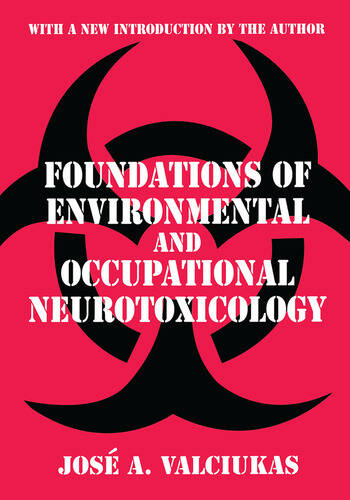 Foundations of Environmental and Occupational Neurotoxicology book cover