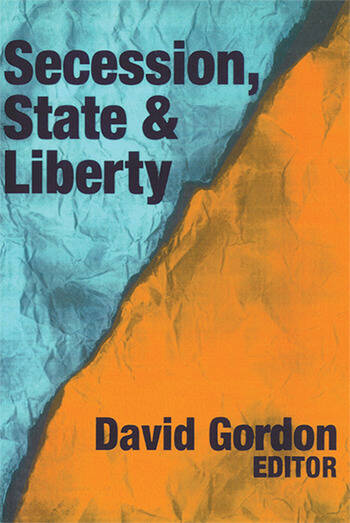 Secession, State, and Liberty book cover