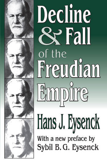 Decline and Fall of the Freudian Empire book cover