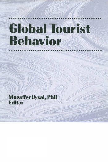 Global Tourist Behavior book cover