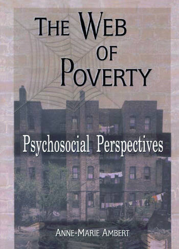 The Web of Poverty Psychosocial Perspectives book cover