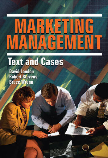 Marketing Management Text and Cases book cover