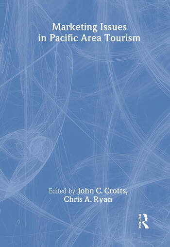 Marketing Issues in Pacific Area Tourism book cover