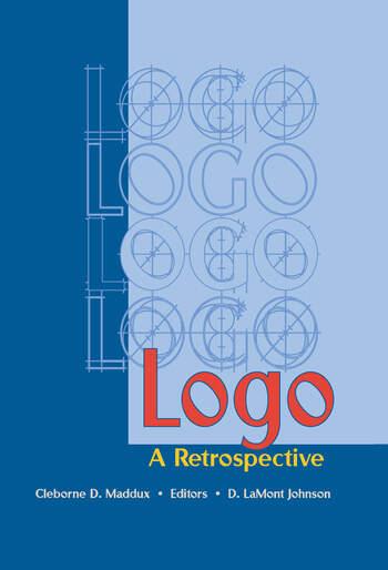Logo A Retrospective book cover