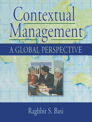 Contextual Management A Global Perspective book cover