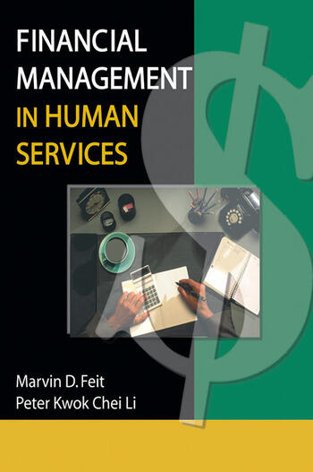 Financial Management in Human Services book cover