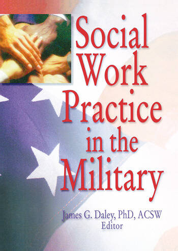Social Work Practice in the Military book cover