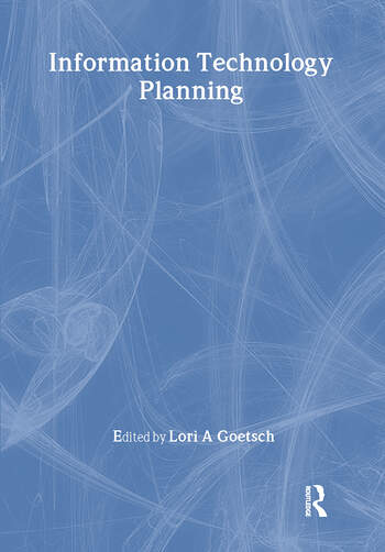 Information Technology Planning book cover