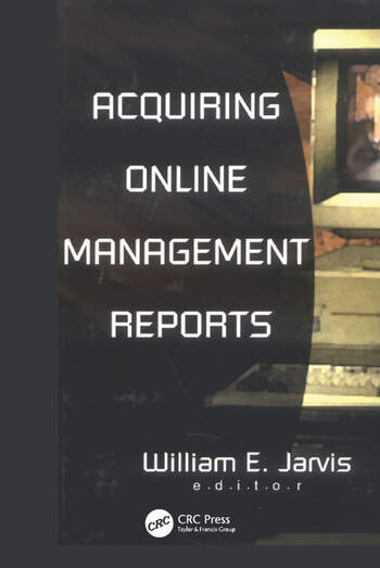 Acquiring Online Management Reports book cover