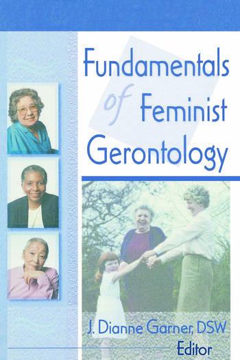Fundamentals of Feminist Gerontology book cover