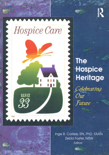 The Hospice Heritage Celebrating Our Future book cover