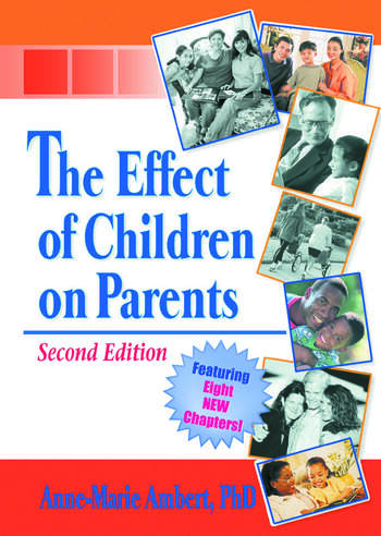 The Effect of Children on Parents book cover