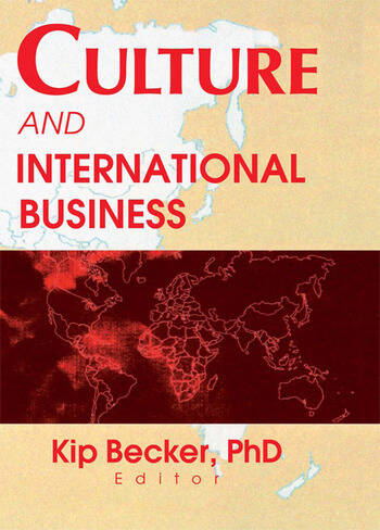Culture and International Business book cover