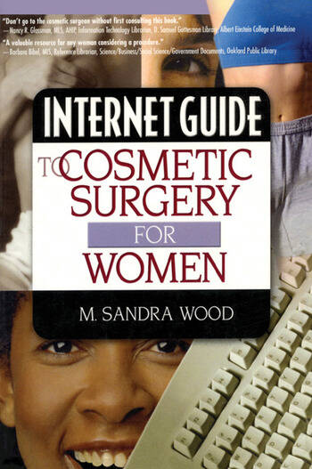 Internet Guide to Cosmetic Surgery for Women book cover