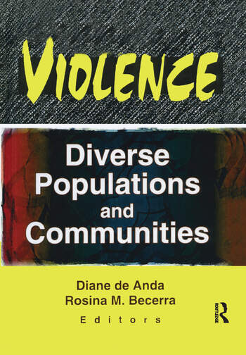 Violence Diverse Populations and Communities book cover