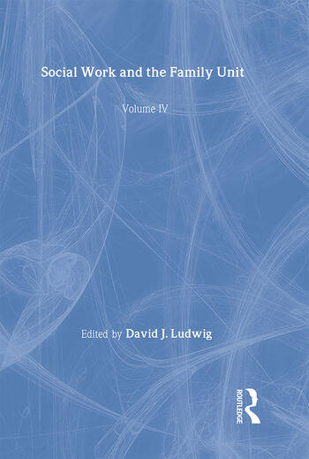 Social Work and the Family Unit book cover
