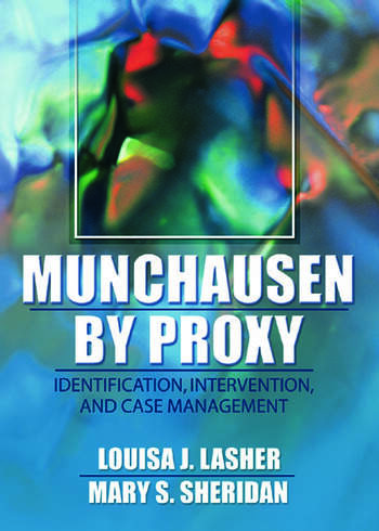 """an introduction to the mental disorder munchausen by proxy Introduction the term """"munchausen syndrome"""" was  medical condition or an identified mental disorder,  in munchausen-by-proxy."""