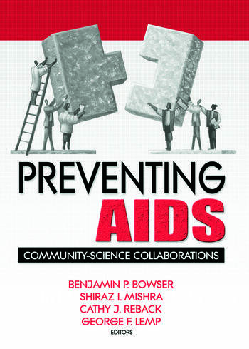 Preventing AIDS Community-Science Collaborations book cover