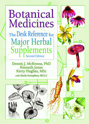 Botanical Medicines The Desk Reference for Major Herbal Supplements, Second Edition book cover