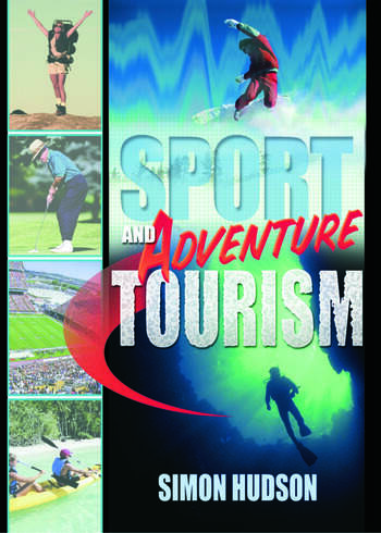 Sport and Adventure Tourism book cover