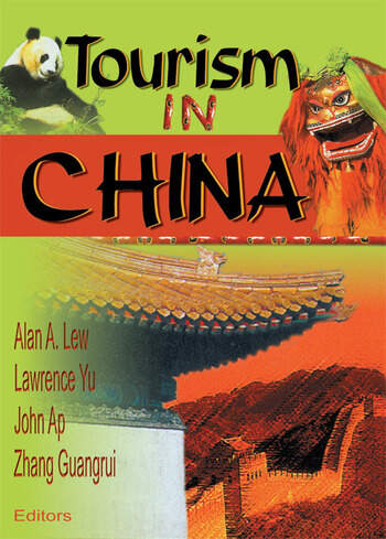 Tourism in China book cover