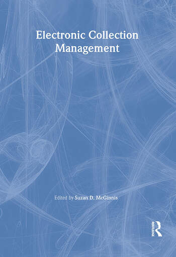 Electronic Collection Management book cover