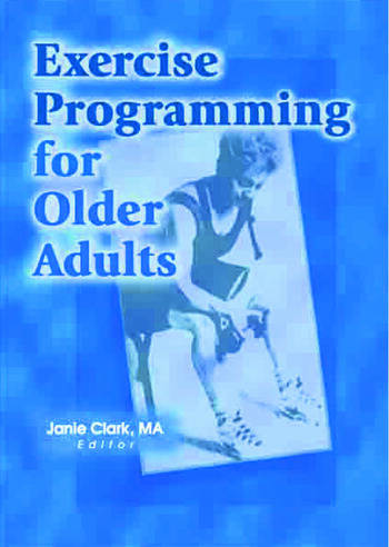 Exercise Programming for Older Adults book cover