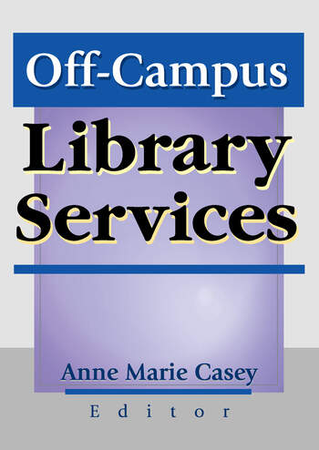 Off-Campus Library Services book cover
