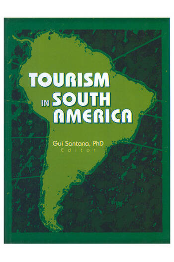 Tourism in South America book cover