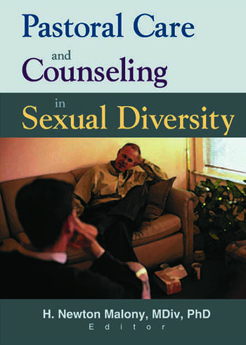 Pastoral Care and Counseling in Sexual Diversity book cover