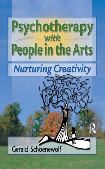 Psychotherapy with People in the Arts Nurturing Creativity book cover