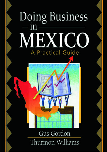 Doing Business in Mexico A Practical Guide book cover