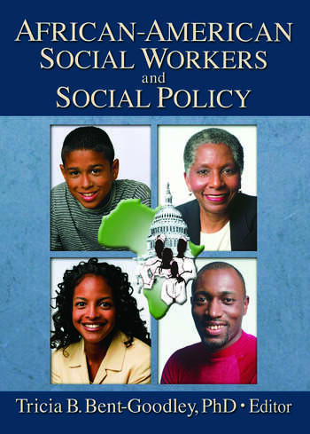 African-American Social Workers and Social Policy book cover